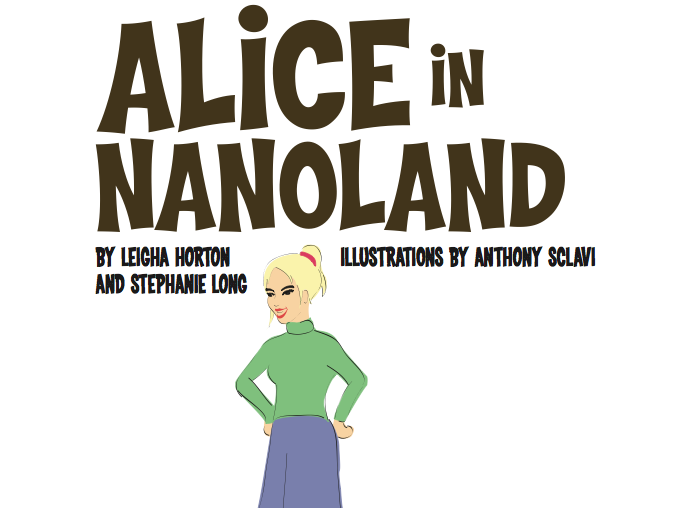 alice in nanoland